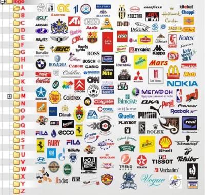 шаблоны логотипов: